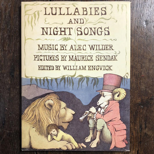 「LULUBIES AND NIGHT SONGS」Maurice Sendak(モーリス・センダック)