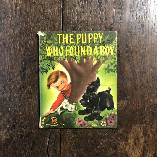「THE PUPPY WHO FOUND A BOY」Gerorge & Irma Wilde