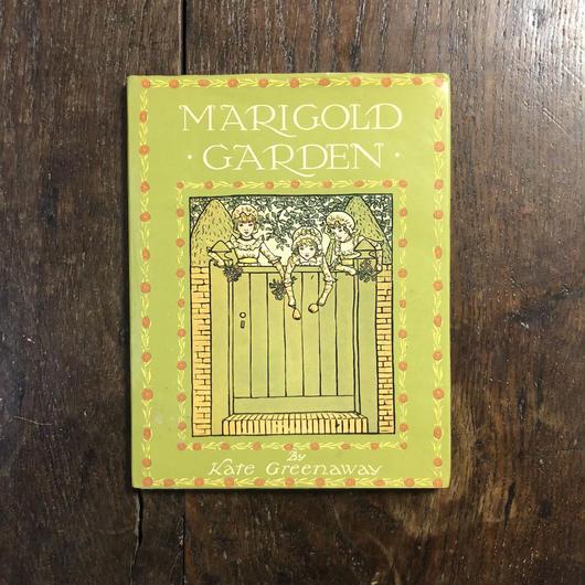 「MARIGOLD GARDEN」Kate Greenaway(ケイト・グリーナウェイ)