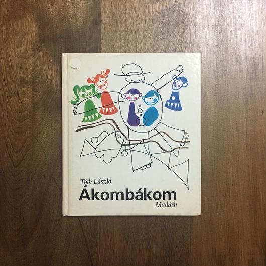「Akombakom」Toth Laszlo Varga Gabor/Varga Lajos