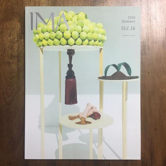「IMA 2016 summer Vol.16」