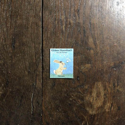 「Kleines Hasenbuch」Lilo Fromm(リロ・フロム)
