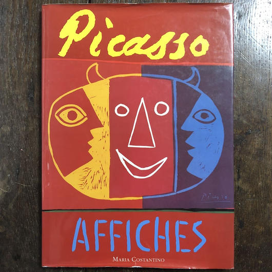 「Picasso AFFICHES」Maria Constantino