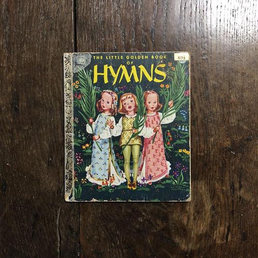 「THE LITTLE GOLDEN BOOK OF HYMNS」Corinne Malvern