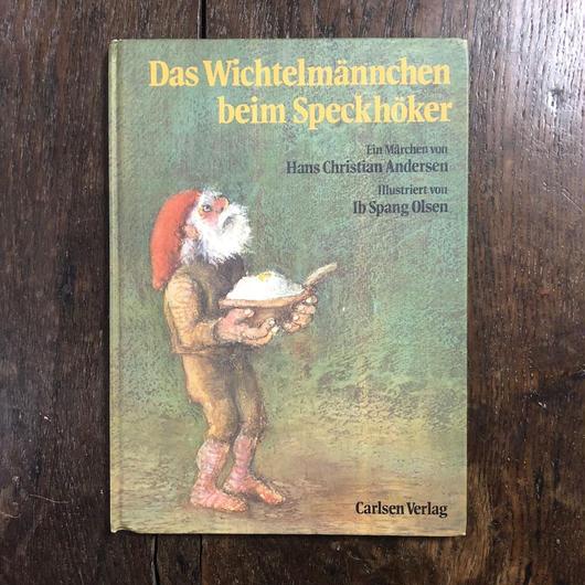 「Das Wichtelmannchen beim Speckhoker」Ib Spang Olsen(イブ・スパング・オルセン)