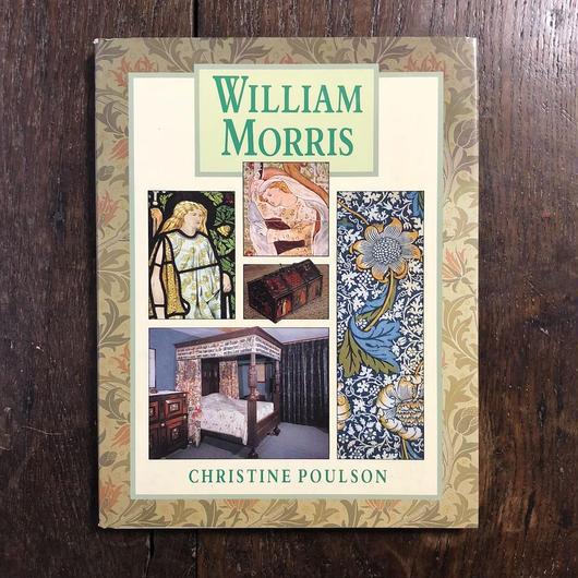 「WILLAM MORRIS」Christine Poulson