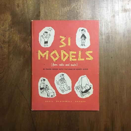 「31 MODELS」F.W.Baker  Barry Surie