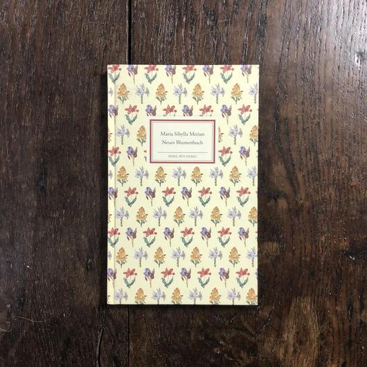 「Neues Blumenbuch」Maria Sibylla Merian