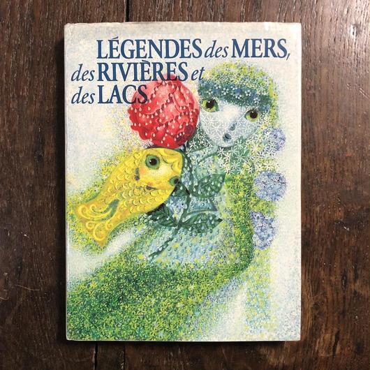 「LEGENDES des MERS, des RIVIERES et des LACS」Jan Kudlacek(ヤン・クドゥラーチェク)