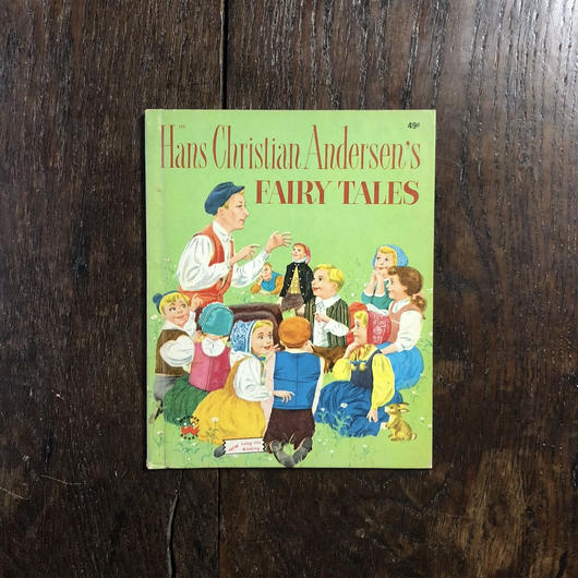 「Hans Christian Andersen's Fairy Tales」James Caraway