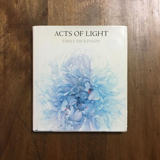 「ACTS OF LIGHT」Emily Dickinson(エミリー・ディキンスン)Nancy Ekholm Burkert(ナンシー・エコーム・バーカート)