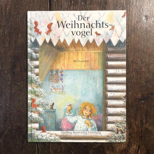 「Der Weihnachts-Vogel」Bernadette Watts(バーナデット・ワッツ)