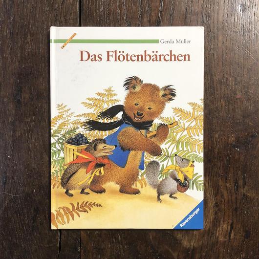 「Das Flotenbarchen」Gerda Muller(ゲルダ・ミューラー)