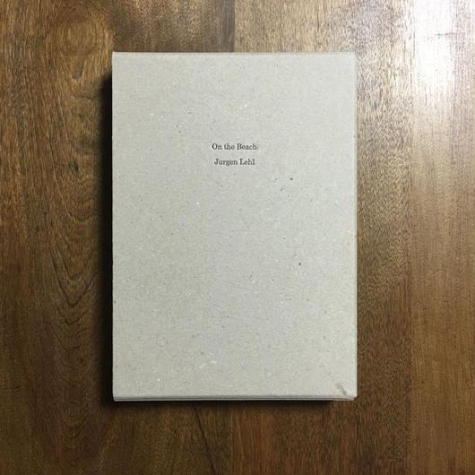 「On the Beach 1,2 2冊セット(展覧会場限定版)」Jurgen Lehl ヨーガンレール