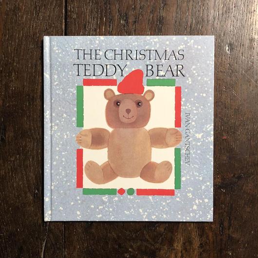 「THE CHRISTMAS TEDDY BEAR」Ivan Gantschev(イワン・ガンチェフ)