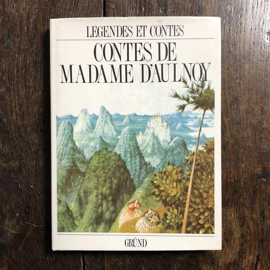 「CONTES DE MADAME D'AULNOY」Albin Brunovsky(アルビーン・ブルノフスキー)