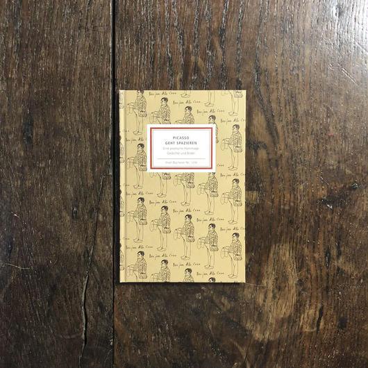 「PICASSO GEHT SPAZIEREN(インゼル文庫No.1258)」