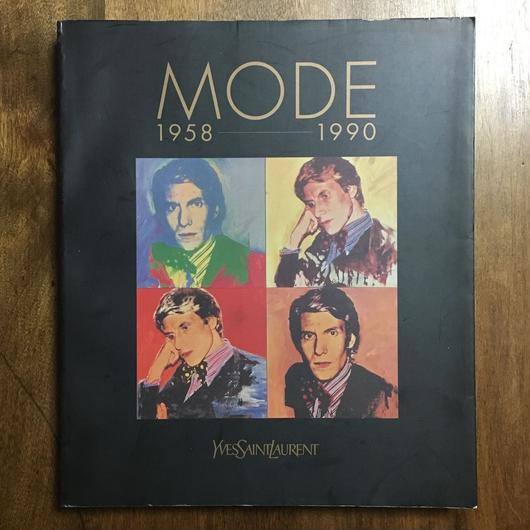 「MODE 1958-1990 イヴ・サンローラン展 モードの革新と栄光」