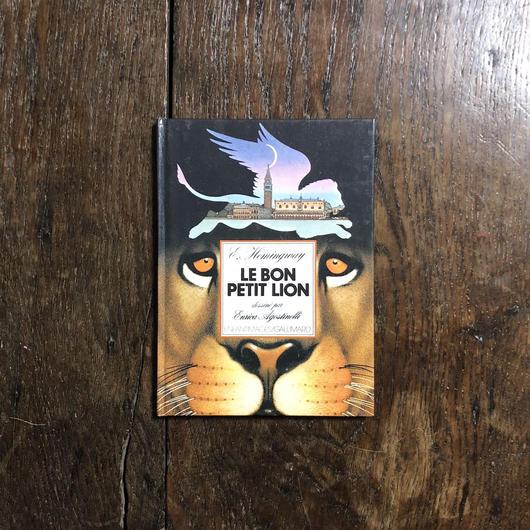 「LE BON PETIT LION」E.Hemingway(ヘミングウェイ) Enrica Agostinelli