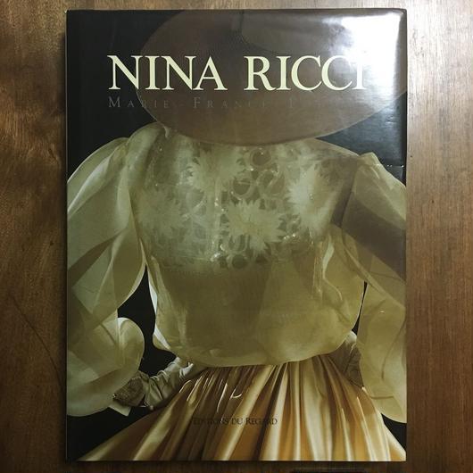 「NINA RICCI」PATRICIA CANINO
