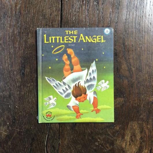 「THE LITTLEST ANGEL」Charles Tazewell Katherine Evans