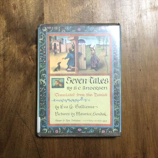 「Seven Tales」H.C. Andersen Maurice Sendak(モーリス・センダック)