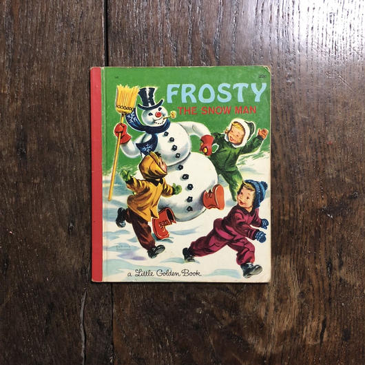 「FROSTY THE SNOW MAN」Corinne Malvern