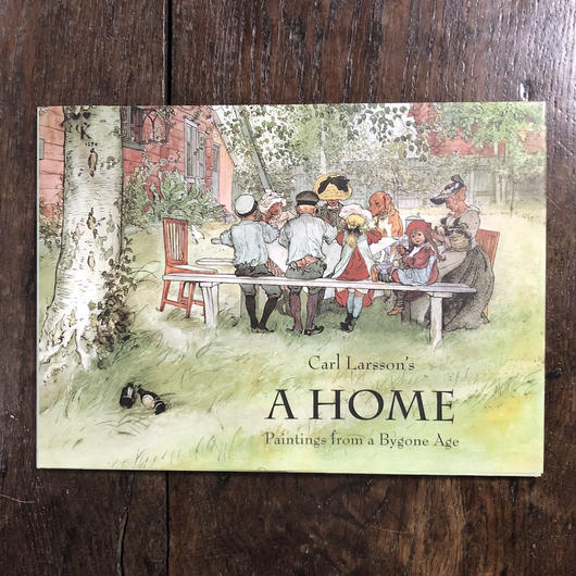 「A HOME」Carl Larsson(カール・ラーション)
