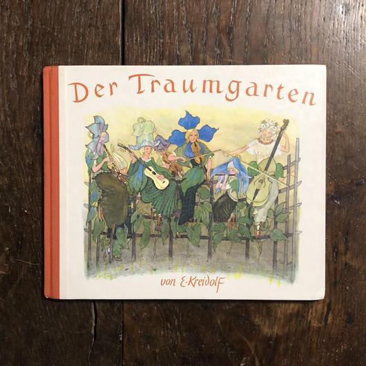 「Der Traumgarten」Ernst Kreidolf(エルンスト・クライドルフ)