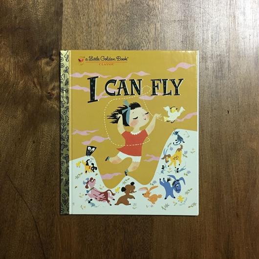 「I CAN FLY」Ruth Krauss Mary Blair(メアリー・ブレア)