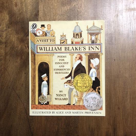 「A VISIT TO WILLIAM BLAKE'S INN」Nancy Willard Alice & Martin Provensen