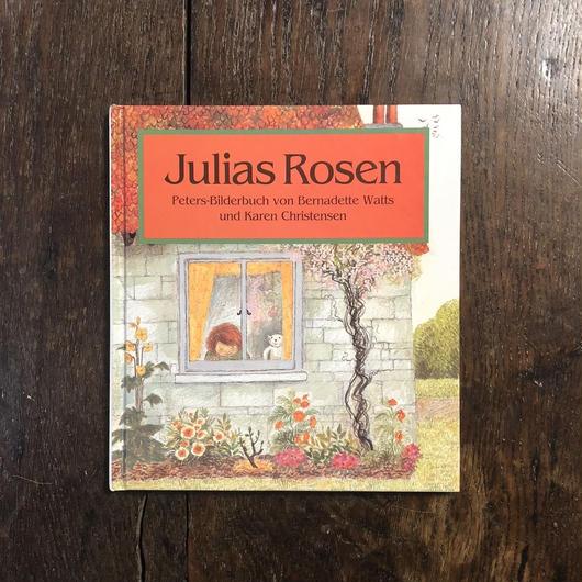 「Julias Rosen」Bernadette Watts(バーナデット・ワッツ)