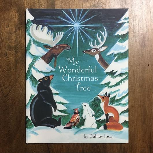 「My Wonderful Christmas Tree」Dahlov Ipcar(ダーロフ・イプカー)
