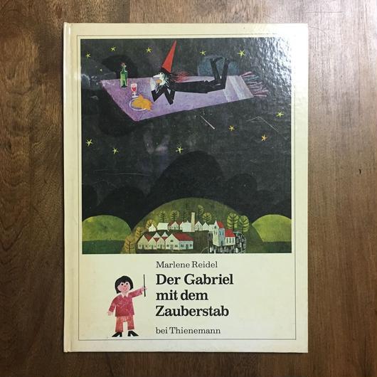 「Der Gabriel mit dem Zauberstab」Marlene Reidel(マーレン・リーデル)