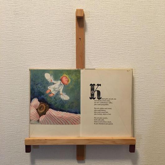 「BOOK FRAME SIZE M(壁掛けタイプ ツガ/オイル仕上げ)」