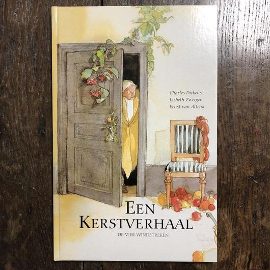 「EEN KERSTVERHAAL」Charles Dickens Lisbeth Zwerger(リスベート・ツヴェルガー)