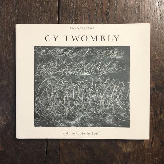 「CY TWOMBLY」Kirk Varnedoe