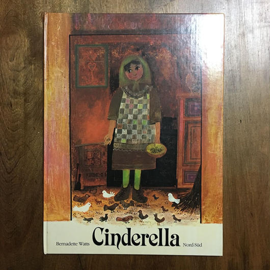 「Cinderella」Bernadette Watts(バーナデット・ワッツ)