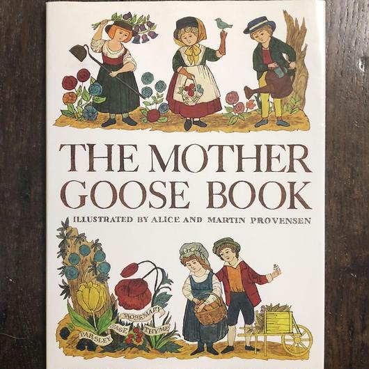 「THE MOTHER GOOSE BOOK」Alice & Martin Provensen(アリス&マーティン・プロヴェンセン)