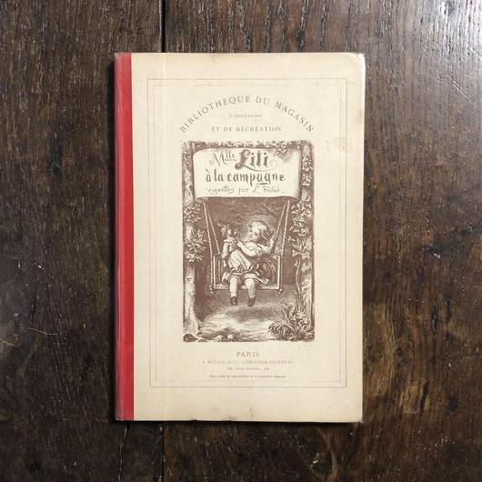 「Mlle. Lili a la campagne」P. J. Stahl Lorenz Froelich(ロレンツ・フルリック)