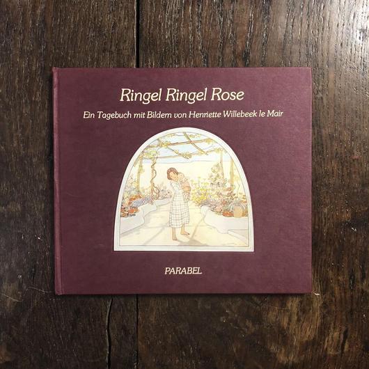 「Ringel Ringel Rose」Henriette Willbeek Le Mair(ウィルビーク・ル・メール)