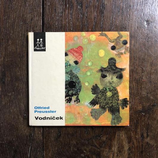 「VODNICEK」Otfried Preussler(オトフリート・プロイスラー) Jan Kudlacek(ヤン・クドゥラーチェク)