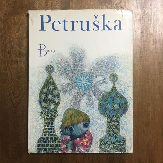 「Petruska」Jan Kudlacek(ヤン・クドゥラーチェク)