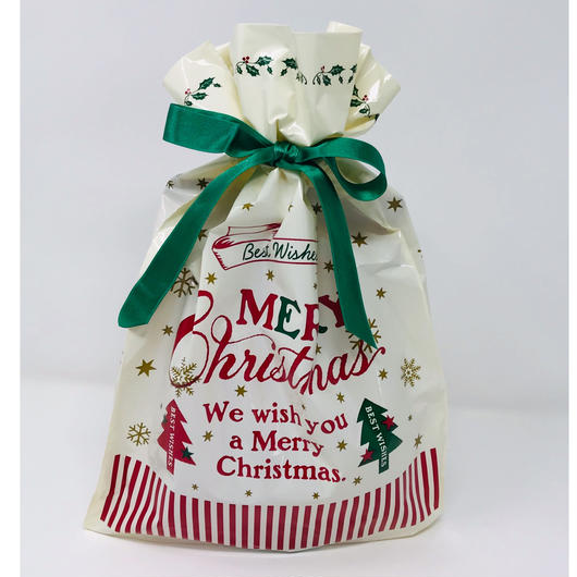 クリスマス ラッピング 袋