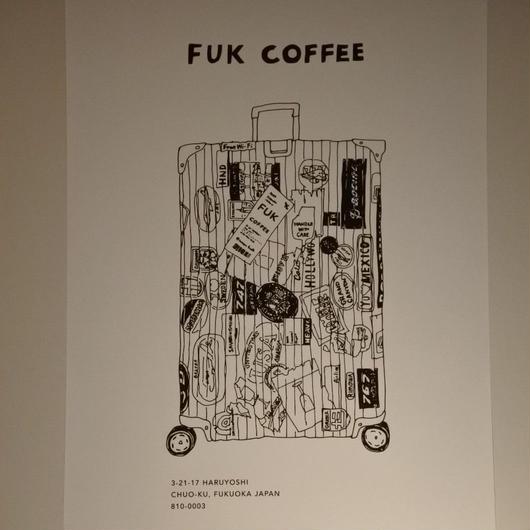FUK ポスター