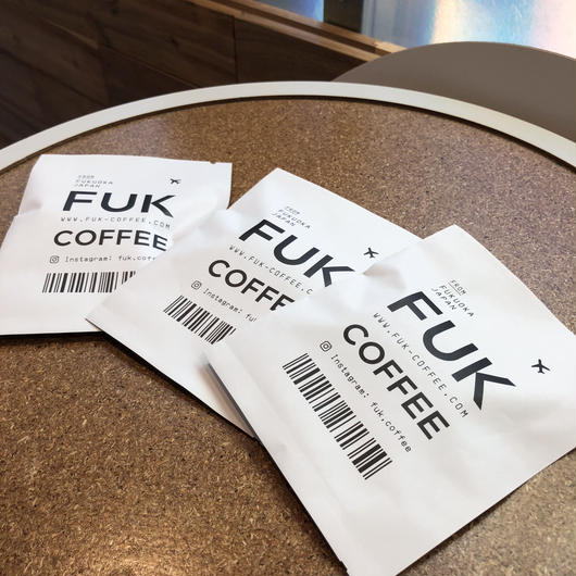FUK  ドリップバック