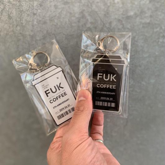 【2周年記念 】FUKキーホルダー