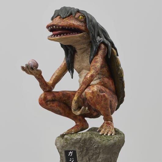 妖怪プラモデル「河童のガジロウ」