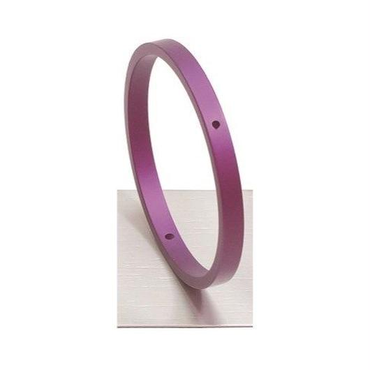 ◆おりん 凜 リング L・深紫