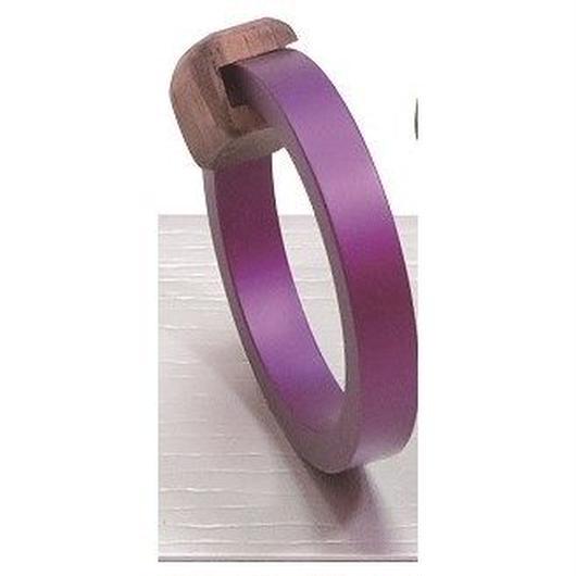 ◆おりん 凜 リング S・深紫